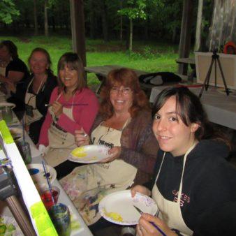 Vine Van Gogh - Cheri Scully, Gail Bradney, Tracy Oakes, Dawn & Rene Giuditta