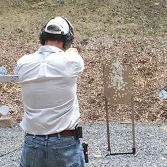 Pistol Range - Russell Oakes