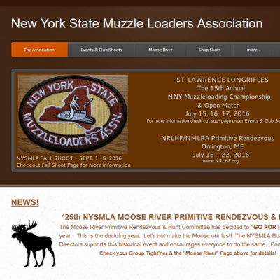 New York State Muzzle Loaders Association